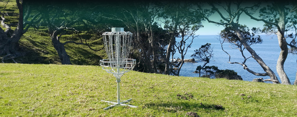 Inquire about setting up a disc golf course in your area